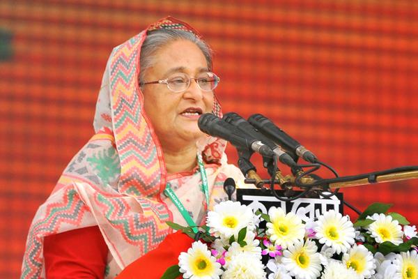 জাতীয় রোভার মুট উদ্বোধন করতে গোপালগঞ্জে প্রধানমন্ত্রী
