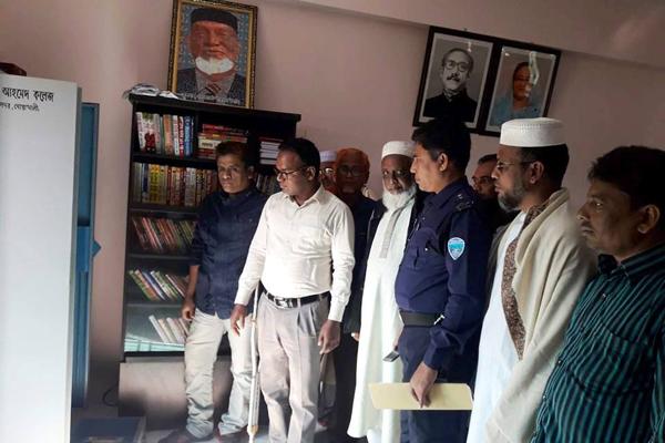 নোয়াখালীতে একই রাতে তিন শিক্ষা প্রতিষ্ঠানে চুরির ঘটনায় আতঙ্ক