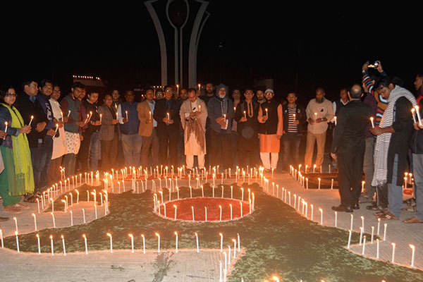 নোবিপ্রবিতে শহিদ বুদ্ধিজীবী দিবস পালিত