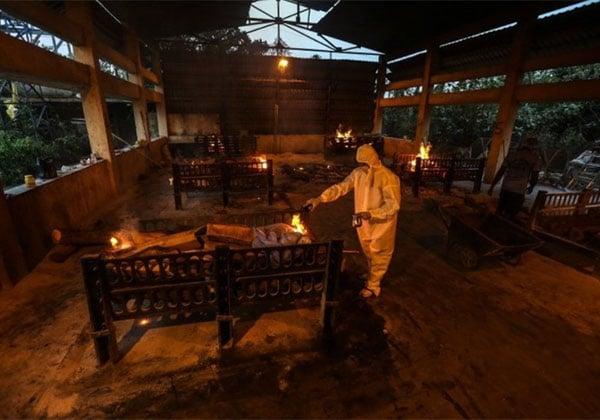 'ভারতের করোনা পরিস্থিতি হৃদয় বিদারক'